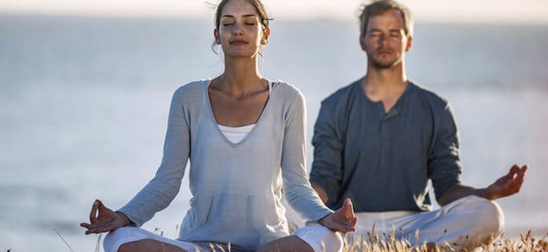 Meditation-couple